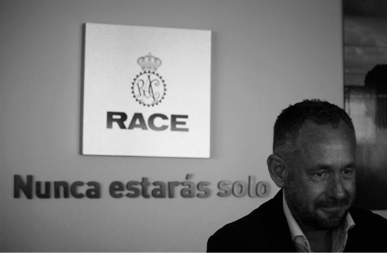 Juan Carlos Servera, Director del Circuito del Jarama