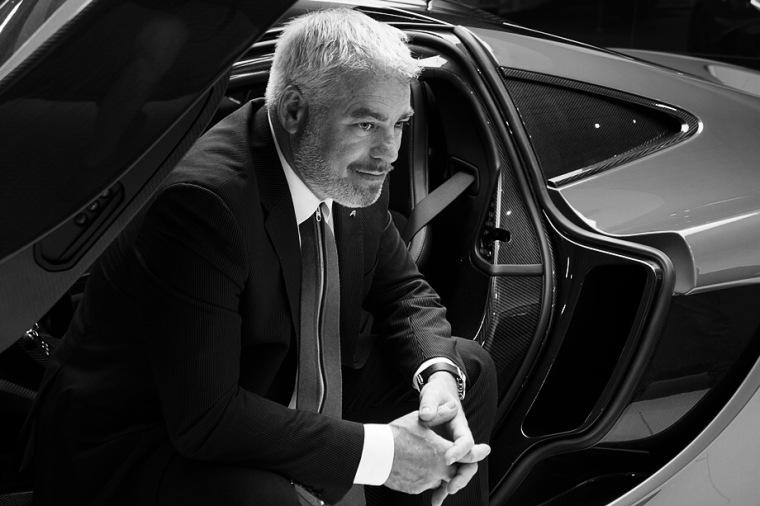 Frank Stephenson (McLaren Automotive)