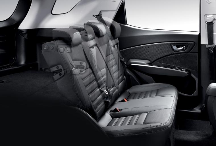 (17p)Rear seat(L)