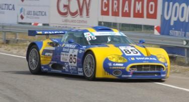 Spyker C8 Spyder GT2R ganador en 2008